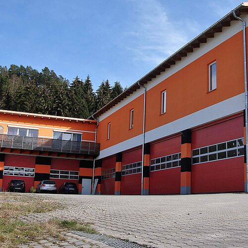 Firmengebäude Mairböck in Bad Zell